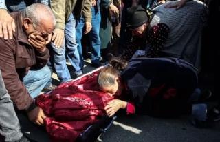 Ermenistan'ın alçak saldırısında hayatını kaybeden...