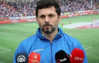 """Erol Bulut: """"Galatasaray maçı bizim için çok..."""