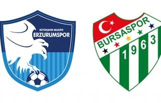 Erzurum Bursa Canlı İzle  Erzurumspor Bursaspor...