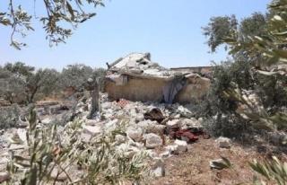 Esed rejimi kan dökmeye devam ediyor! İdlib'de hedef...
