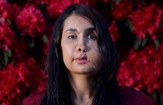 Eşi tarafından suratından vurulan Şakila Zareen,...