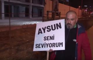 Eşiyle Barışmak İçin İstanbul'dan Ankara'ya...