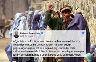 Eski Ayasofya İmamına Göre Taliban: 'Milli Mücadele...