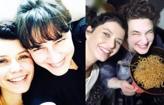 Esra Dermancıoğlu'ndan Beren Saat paylaşımı