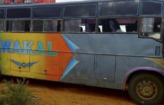 Etiyopya'da yolcu otobüsüne silahlı saldırı:...