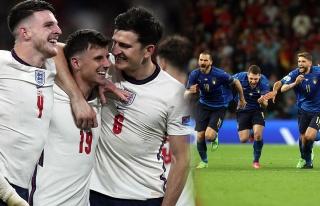 Euro 2020'de finalin adı: İtalya-İngiltere