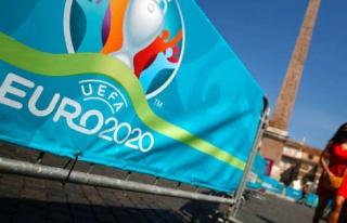 EURO 2020'nin Açılış Maçı Öncesi İtalya'da...
