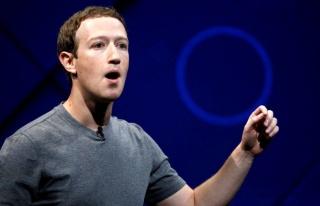 Facebook'un kurucusu Zuckerberg'in serveti 100 milyar...