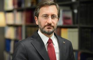 Fahrettin Altun CİMER'e Yapılan 6 Milyon Başvuru...