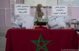 Fas'taki Seçimde İslamcı Adalet ve Kalkınma Partisi,...