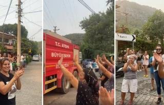 Fatih Portakal Paylaştı: 'Turgutköy'de Alevler...