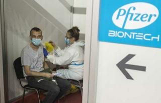 FDA Danışma Kurulu'ndan Pfizer-BioNTech aşısında...