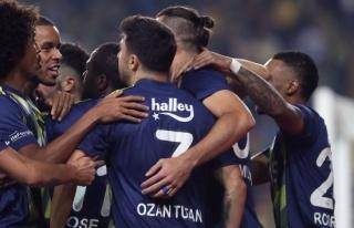 Fenerbahçe hem ilkleri yaşadı, hem de verilerde...