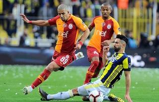 Fenerbahçe ile Galatasaray 391. randevuda