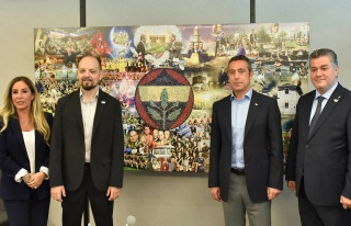 Fenerbahçe'nin tarihi, 'Vakt-i Fener' tablosunda...