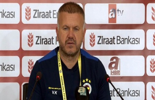 Fenerbahçe Yardımcı Antrenörü Volkan Kazak: 'Kadıköy'deki...