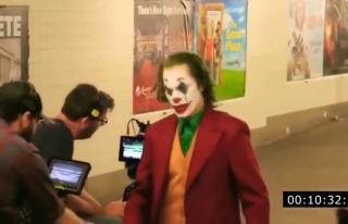 Filme Doyamayanlar İçin Joker'in Kamera Arkası...