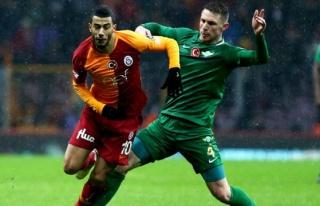 Finalde ilk 11'ler belli oldu! Akhisarspor - Galatasaray
