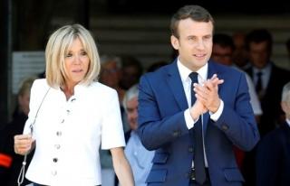 Fransa Cumhurbaşkanı'nın eşi Brigitte Macron estetik...
