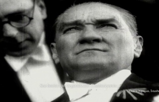 Gain'den '10 Kasım'da Atatürk'e Mesaj' Videosu:...