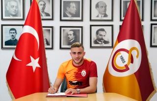 Galatasaray, Barış Alper Yılmaz ile sözleşme...