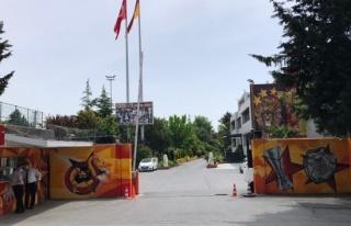 Galatasaray'da korona virüs testi yapıldı