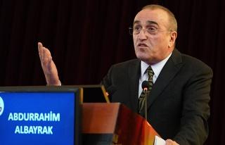 Galatasaray Kulübü, Abdurrahim Albayrak'ın korona...