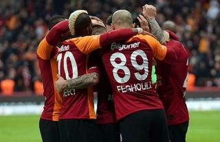 Galatasaray, oyuncuların yapacağı uygulamaları...