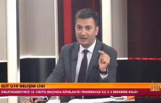 Galatasaray Tv Sunucusu Serbay Şenkal'dan Alkışlanacak...