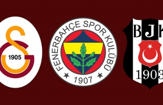 Galatasaray ve Beşiktaş'tan Fenerbahçe'ye geçmiş...