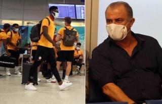 Galatasaray, Yunanistan'a Alınmadı: Fatih Terim,...