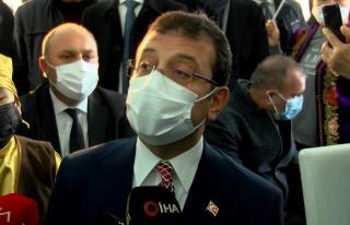 'Gazi Yakınıyım' Demişti: İmamoğlu'na Şehitlikte...