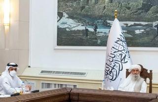 Geçici hükümeti açıklayan Taliban'a ilk üst...