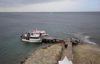 Gelibolu Tarihi Su Altı Parkı turizme açıldı