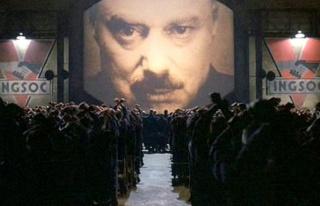 George Orwell Severler Buraya! 1984 Mini Dizi Olarak...