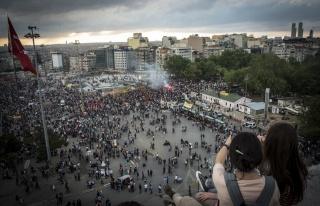 Gezi Parkı'nın Mülkiyeti İBB'den Alınarak Vakıflar...