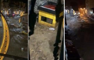 Giresun Sele Teslim: Caddeler Suya Gömüldü, Büfe...