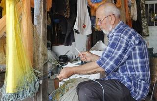 Giresunlu balıkçılar gelecek av sezonunun hazırlıklarına...