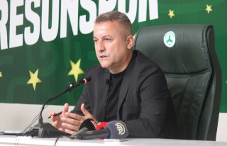 Giresunspor Başkanı Karaahmet: 'Giresunspor, Süper...