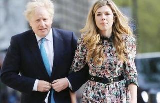 Gizlice evlenen İngiltere Başbakanı Boris Johnson'ın...