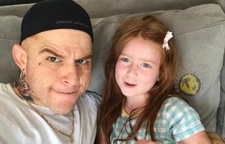 Gökhan Özoğuz kızıyla fotoğrafla paylaştı