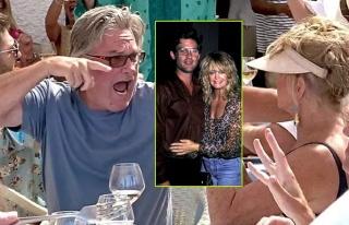 Goldie Hawn ve Kurt Russell'ın 38 yıldır süren...