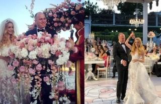 Gözde Türkpençe ile Atilla Ciner evlendi