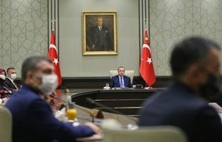 Gözler Kabine Toplantısında: Yeni Tedbirler ve...