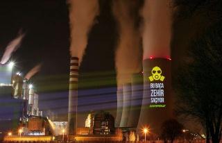 Greenpeace: Türkiye Havayı En Çok Kirleten İlk...