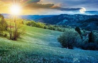 Gündüzler uzamaya başlıyor! 21 Mart ilkbahar ekinoksu...