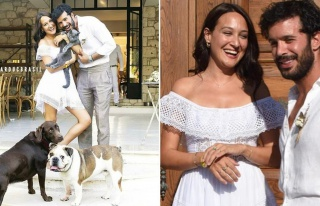 Gupse Özay'ın nikah elbisenin fiyatı ortaya çıktı