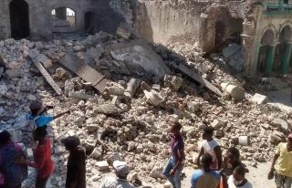 Haiti'de 7,2 Büyüklüğünde Deprem: 304 Kişi Hayatını...