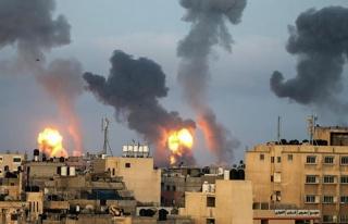 Hamas'la İsrail arasında 2 saatlik ateşkes yapıldı