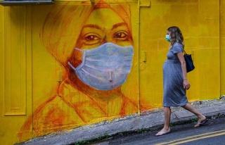 Hamileyken Koronavirüse Yakalanan İki Doğum Sonrası...
